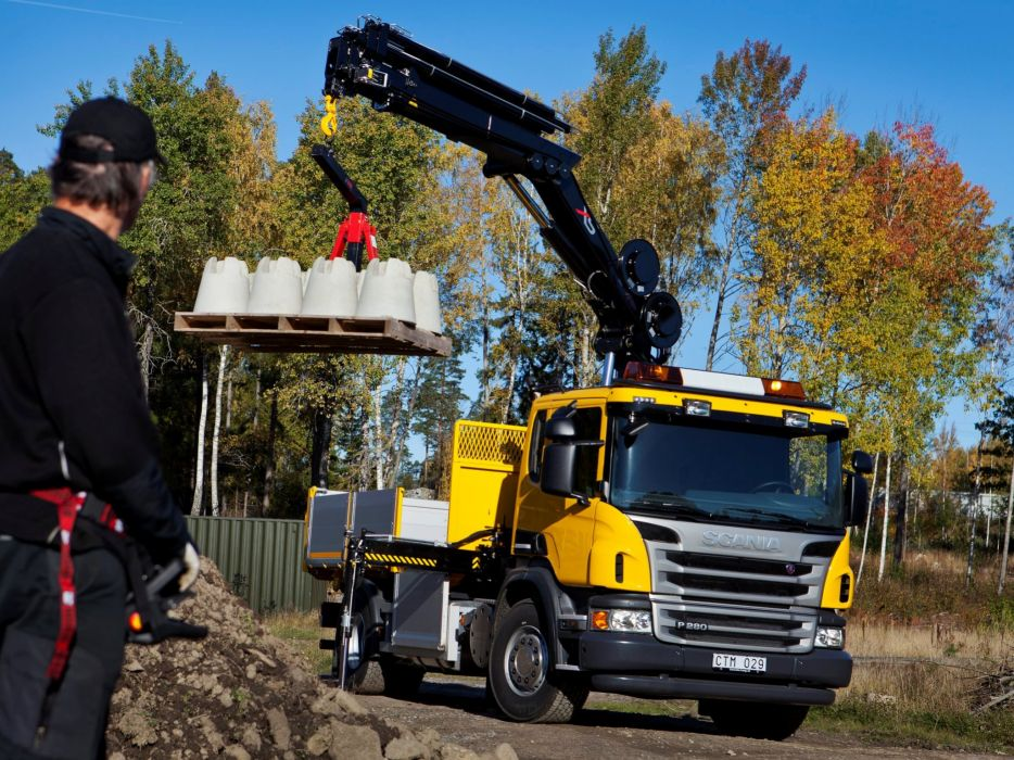 2011-pr Scania P280 4A wallpaper