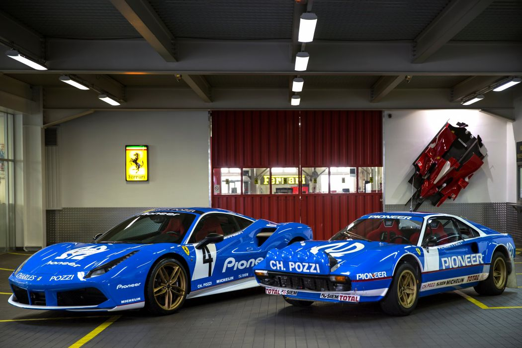 FERRARI supercar race racing wallpaper