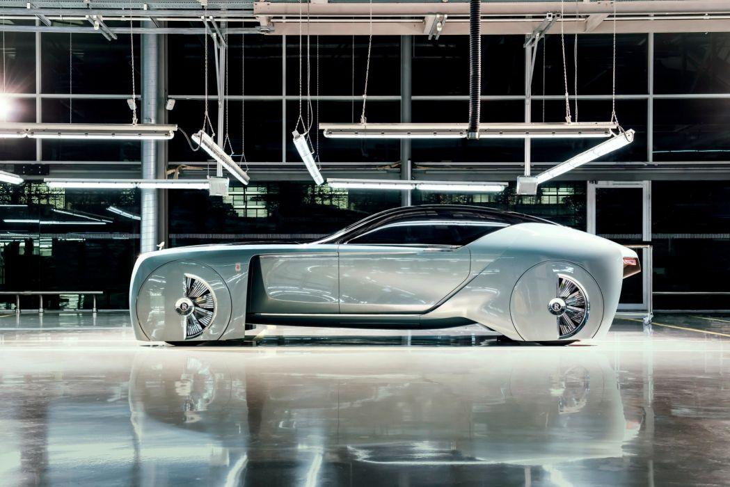 2016 Rolls Royce Vision Next 100 luxury concept wallpaper