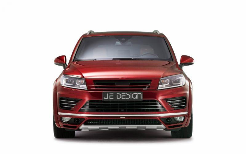 2016 JE-Design Volkswagen Touareg 7-P R-Line tuning wallpaper