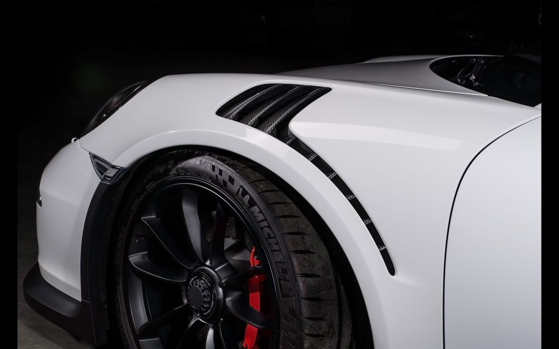 2016 TechArt Porsche 911 GT3 R-S Carbon Sport tuning wallpaper