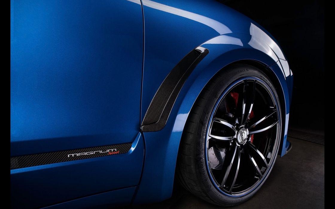 2016 TechArt Porsche Cayenne Magnum Sport tuning wallpaper
