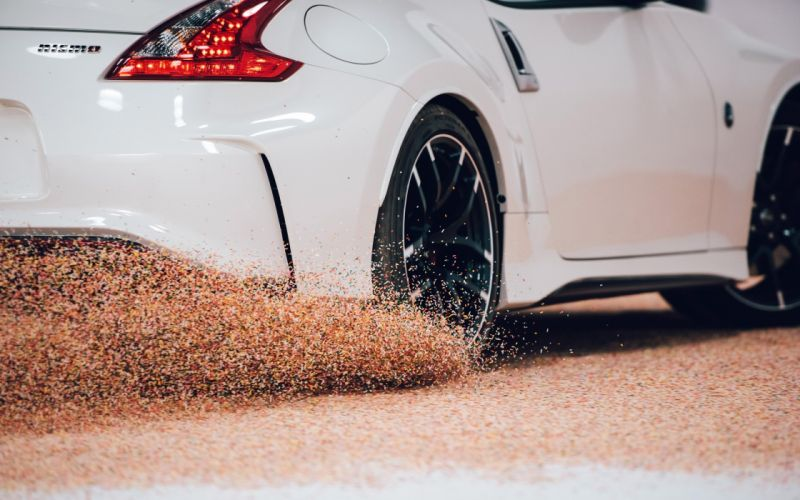 2016 Nissan 370Z NISMO Donut Day tuning wallpaper