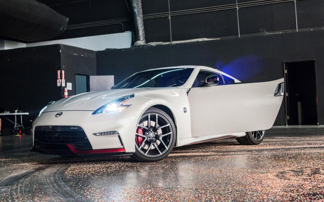 2016 Nissan 370Z NISMO Donut Day tuning wallpaper