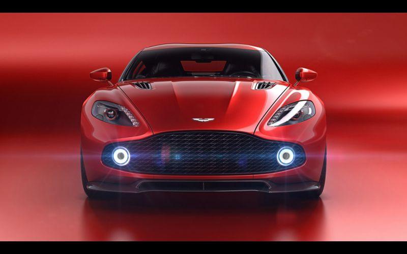 2016 Aston Martin Vanquish Zagato Concept wallpaper