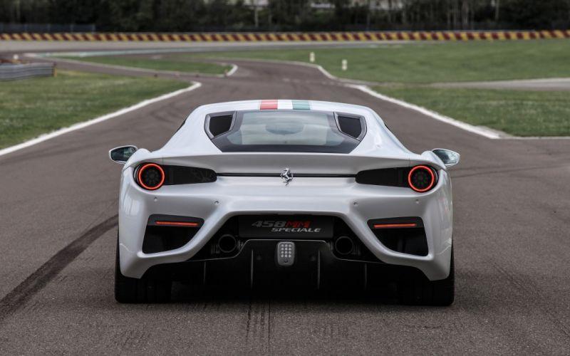 2016 Ferrari 458 MM Speciale supercar m-m wallpaper