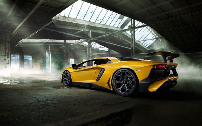 2016 Novitec Torado Lamborghini Aventador LP750-4 supercar tuning wallpaper