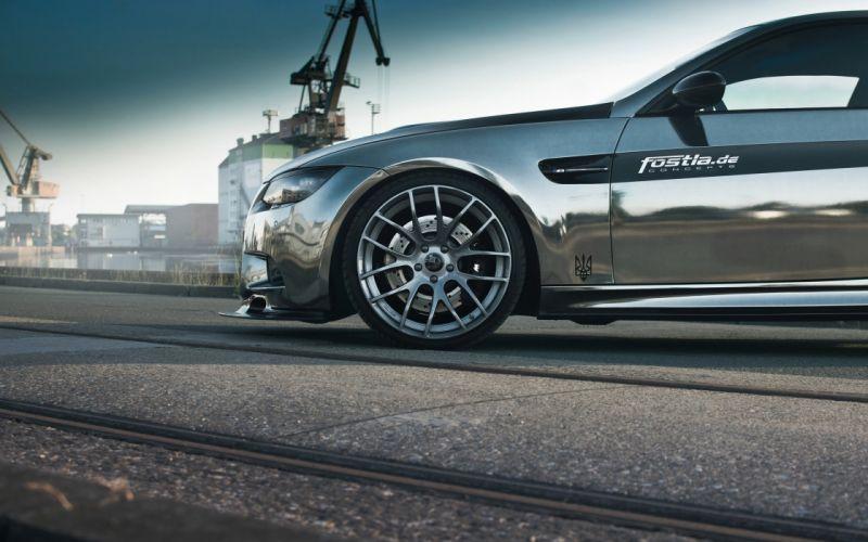 2007-2013 fostla BMW M3 E92 Coupe tuning m-3 wallpaper