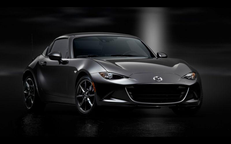 2017 Mazda MX-5RF MX-5 wallpaper