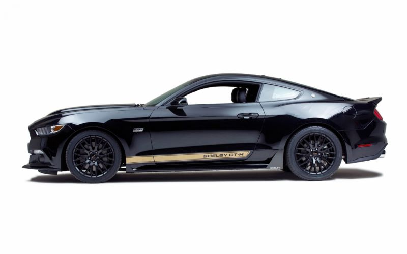 2016 Ford Shelby GT-H Mustang muscle g-t wallpaper