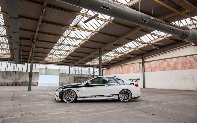 2016 Carbonfiber Dynamics BMW M4R tuning m-4 wallpaper