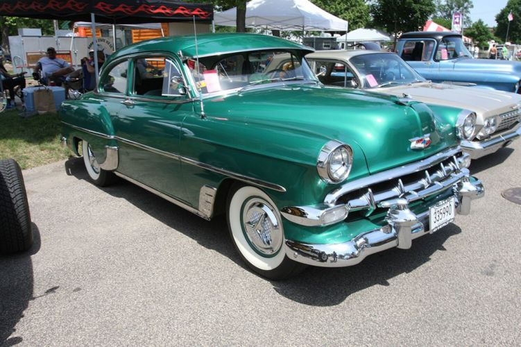 50's cars retro vintage classic cars USA wallpaper
