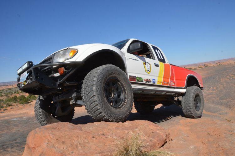 2000 TOYOTA TACOMA offroad 4x4 custom truck pickup wallpaper