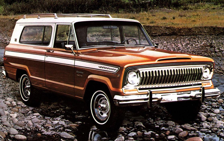JEEP offroad 4x4 custom truck wallpaper