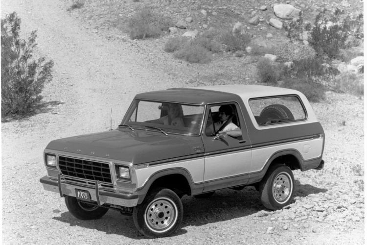 1966-16 FORD BRONCO offroad 4x4 custom truck suv wallpaper