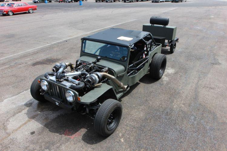 Jeep Rat Rod offroad 4x4 custom truck rods suv hot wallpaper