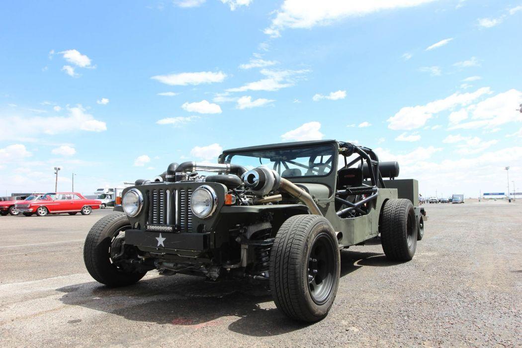 Jeep Rat Rod Offroad 4x4 Custom Truck Rods Suv Hot Wallpaper 2040x1360 989119 Wallpaperup