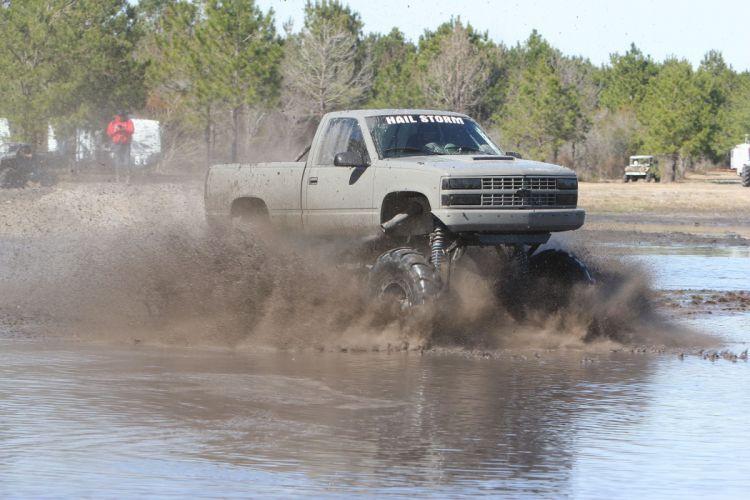 offroad 4x4 custom truck pickup race racing wallpaper