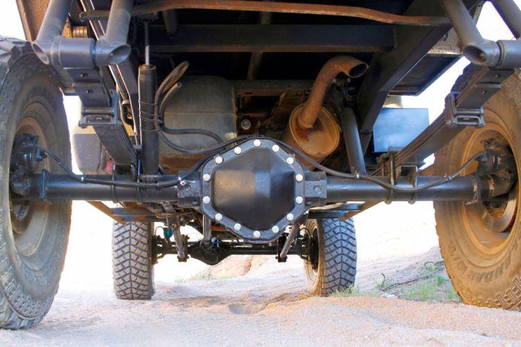 2001 DODGE DAKOTA offroad 4x4 custom truck pickup wallpaper