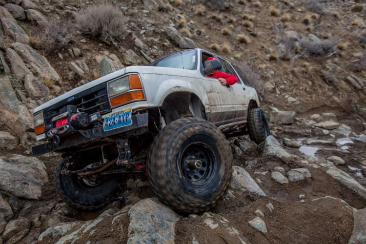 1992 FORD EXPLORER offroad 4x4 custom truck suv wallpaper
