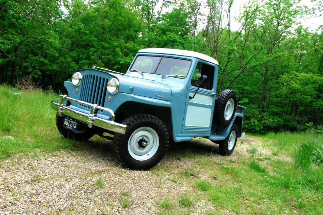 JEEP offroad 4x4 custom truck suv willys wallpaper