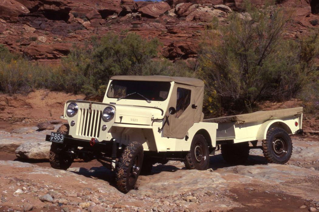 JEEP offroad 4x4 custom truck suv willys wallpaper