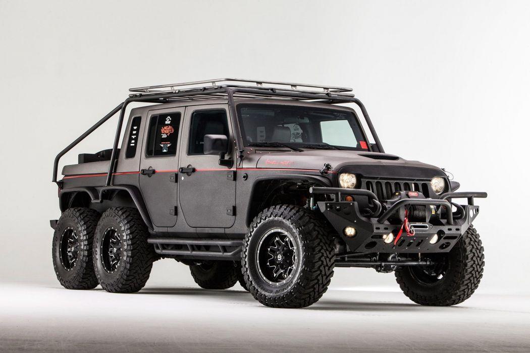 Jeep Wrangler Jk >> HELLCAT JEEP JK WRANGLER offroad custom truck gog suv mopar 6x6 hell hog wallpaper | 2040x1360 ...