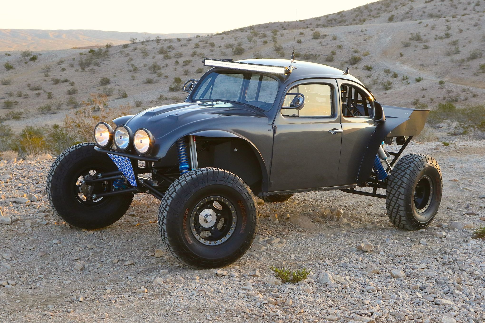 Baja Bug Offroad 4x4 Custom Volkswagon V W Wallpaper
