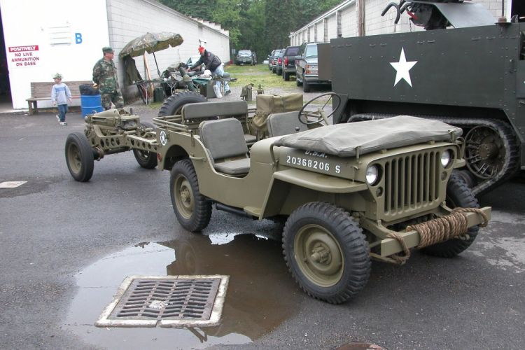 WILLYS JEEP offroad 4x4 custom truck suv military retro wallpaper