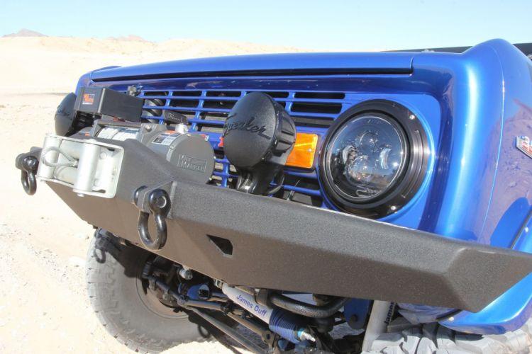 1969 FORD BRONCO offroad 4x4 custom truck suv classic wallpaper