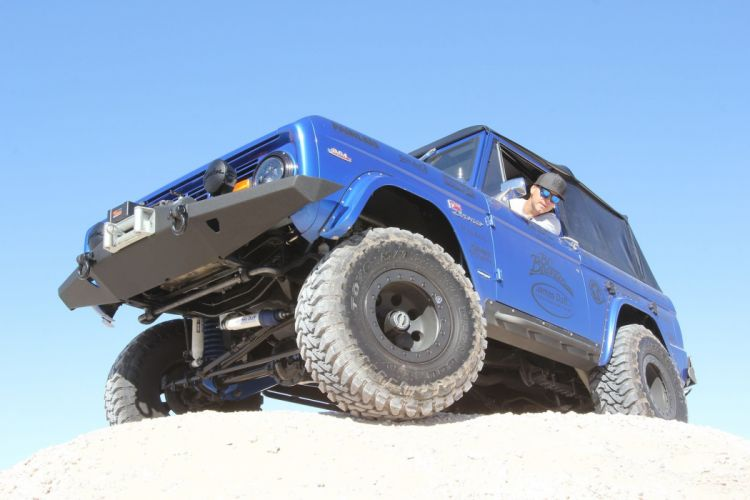 1969 FORD BRONCO offroad 4x4 custom truck suv classic wallpaper