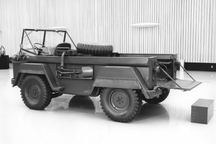 1963 Chevrolet TUFI offroad 4x4 custom truck amphibious military boat chevrolet corvair classic wallpaper