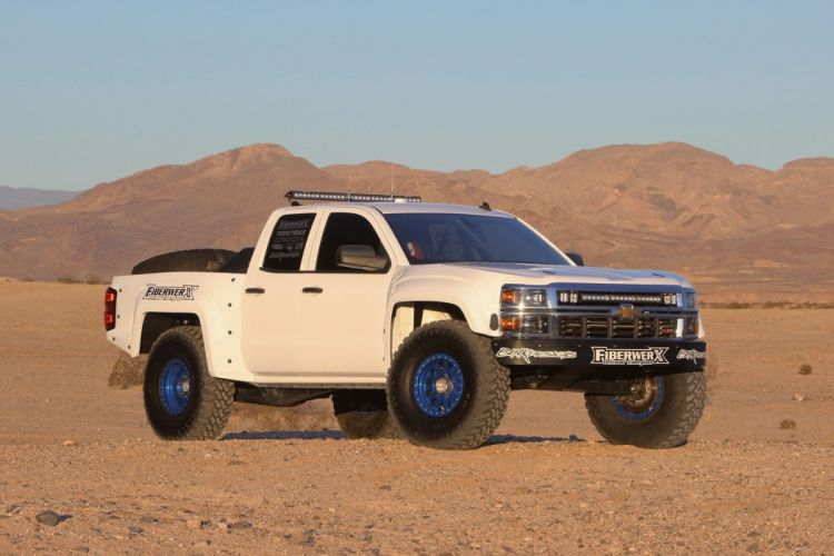 2015 CHEVROLET SILVERADO offroad 4x4 custom truck pickup wallpaper