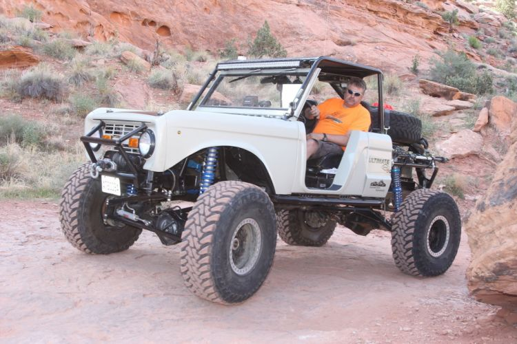1974 FORD BRONCO offroad 4x4 custom truck suv wallpaper