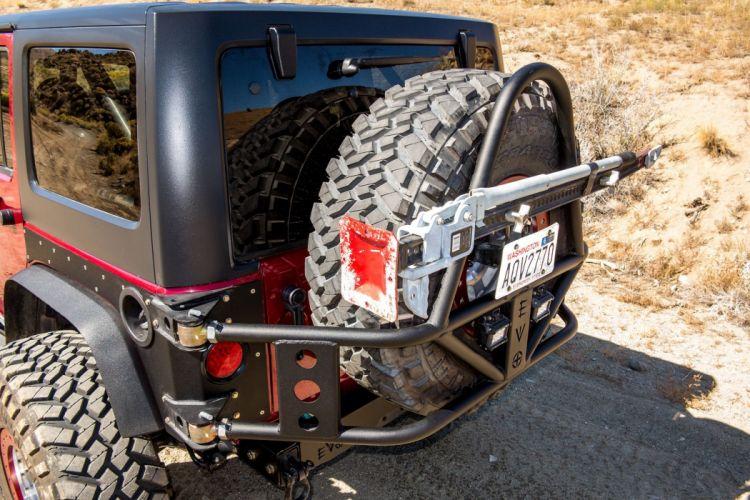2013 Jeep JK Unlimited offroad 4x4 custom truck suv rubicon wallpaper