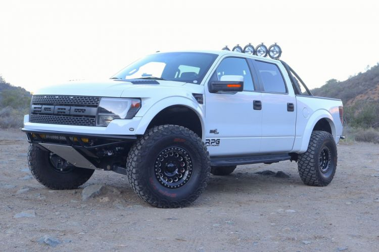 2014 FORD RAPTOR offroad 4x4 custom truck pickup f150 wallpaper