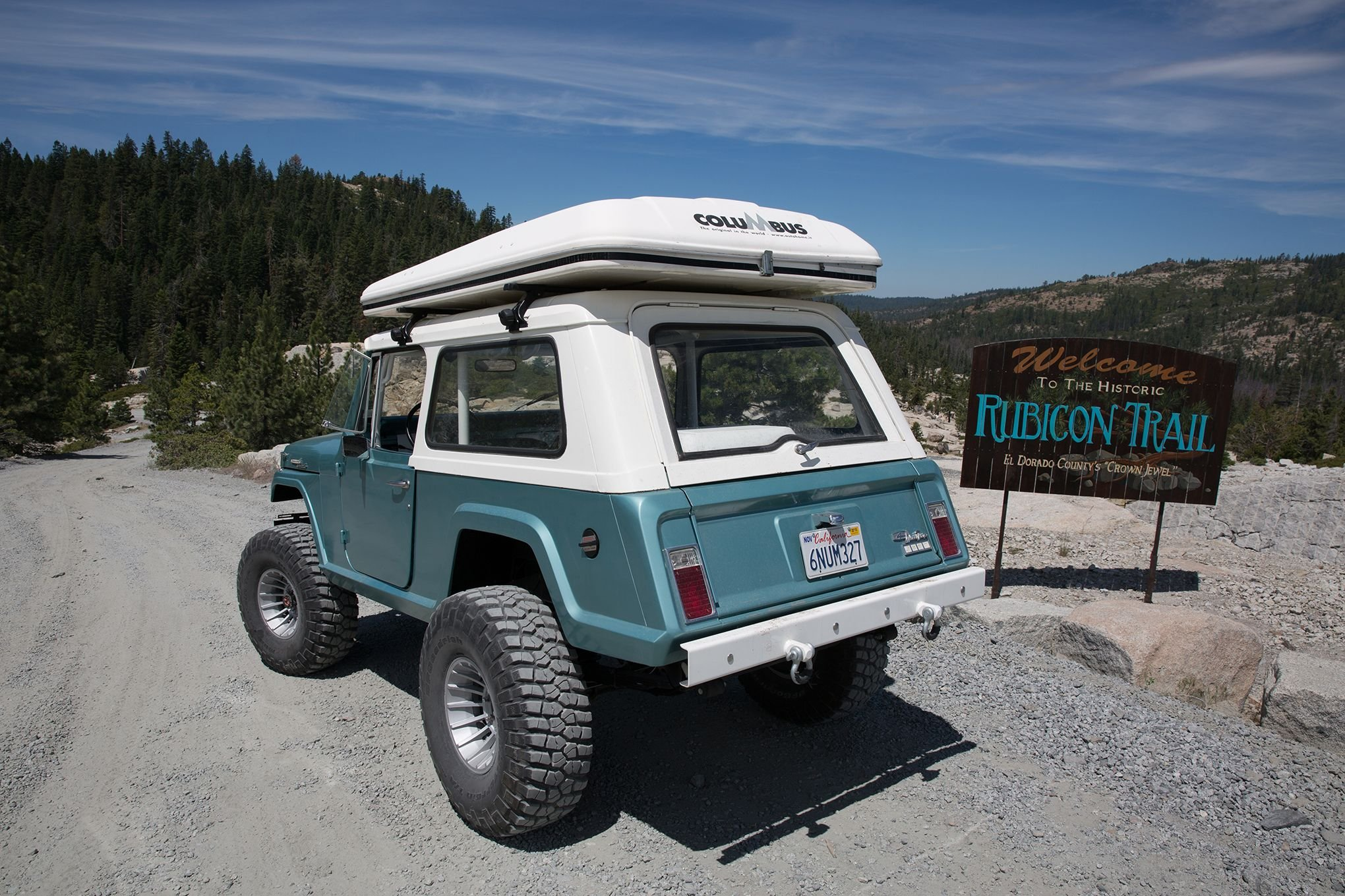 1970 Jeep Jeepster Commando offroad 4x4 custom truck wallpaper ...