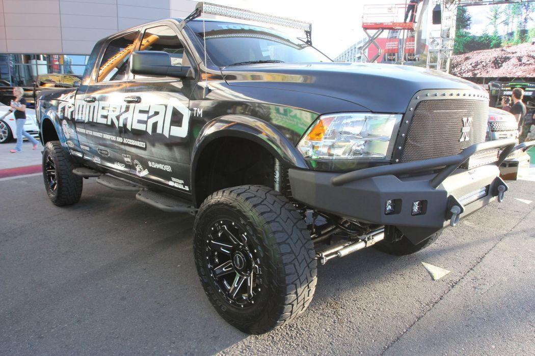 offroad 4x4 custom truck wallpaper