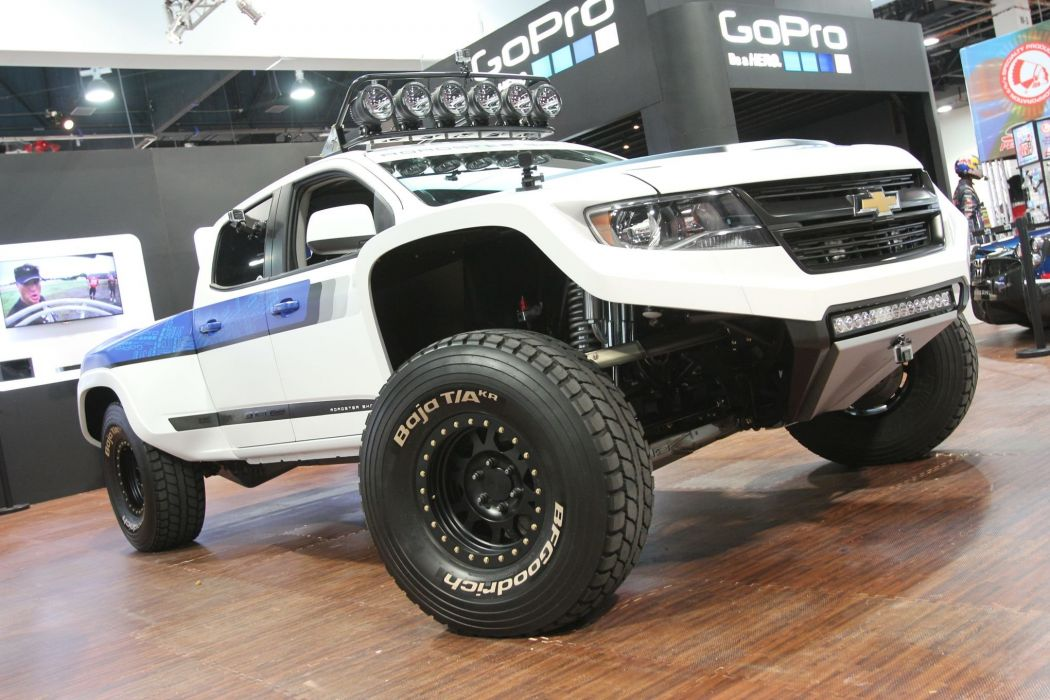 offroad 4x4 custom truck wallpaper