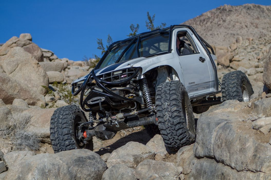 2004 CHEVROLET COLORADO offroad 4x4 custom truck pickup dune buggy wallpaper