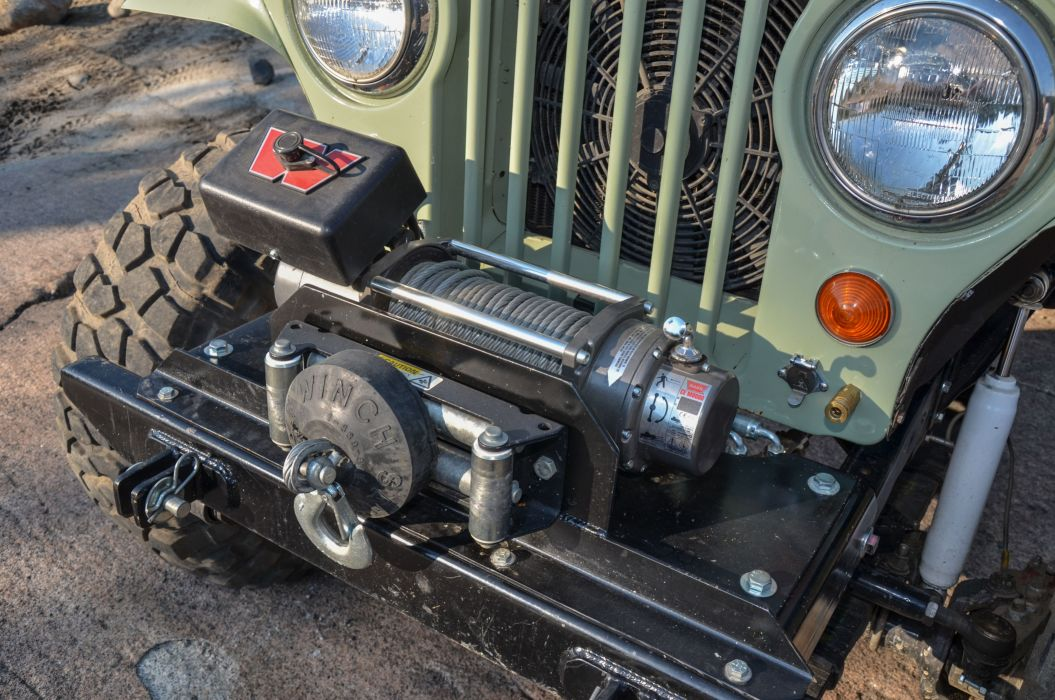 1967 JEEP CJ-5 offroad 4x4 custom truck suv wallpaper