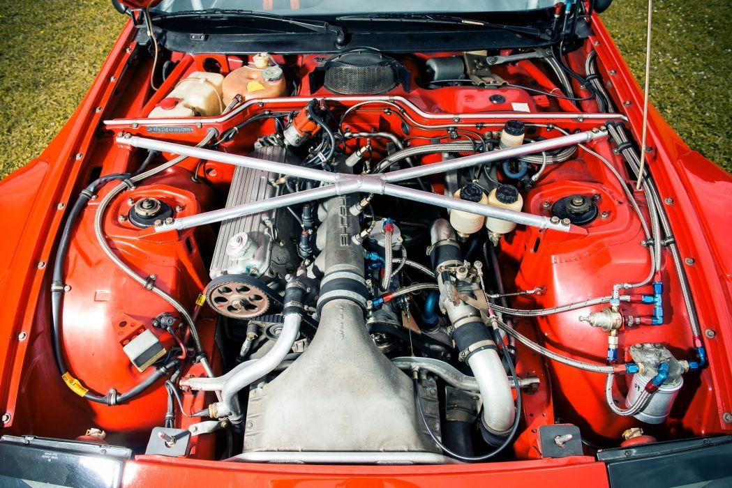 1981 Porsche 924 GTR IMSA supercar race racing wallpaper