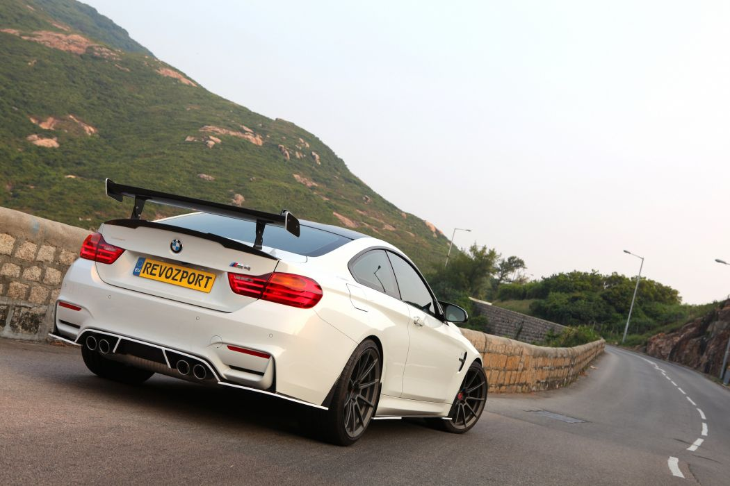 2016 RevoZport BMW M4 Coupe F82 m-4 tuning wallpaper