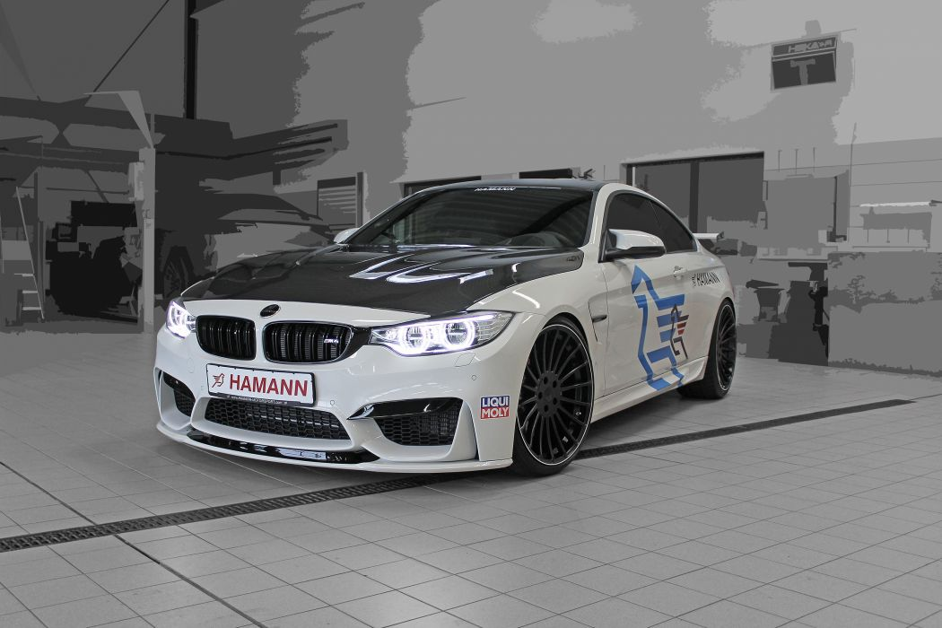 2014 Hamann BMW M4 Coupe F82 tuning m-4 wallpaper