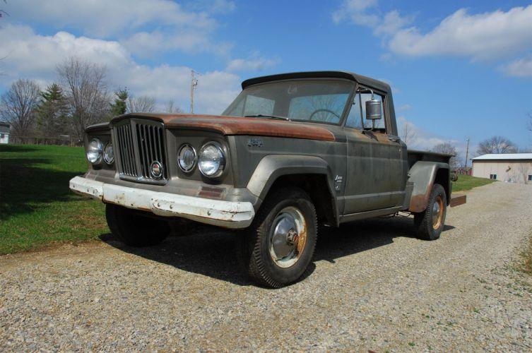 1965 JEEP GLADIATOR offroad 4x4 custom truck pickup classic wallpaper