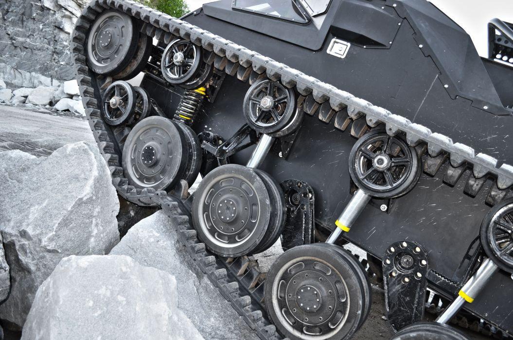 Ripsaw Ev2 Luxury Super Tank offroad 4x4 custom truck military wallpaper