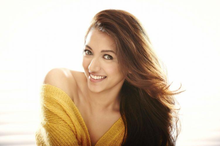 Shivani Joshi bollywood actress model girl beautiful brunette pretty cute beauty sexy hot pose face eyes hair lips smile figure indian wallpaper