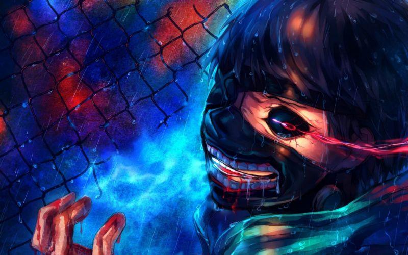 tokyo ghoul anime series wallpaper