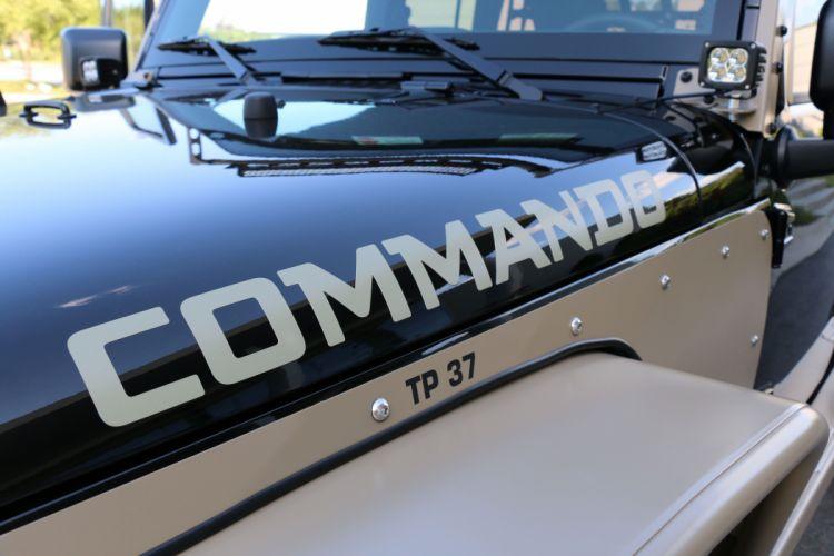 2015 Wrangler Unlimited Rubicon Commando offroad 4x4 custom truck suv wallpaper