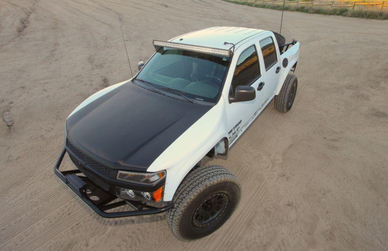 2005 CHEVROLET COLORADO PRE RUNNER offroad 4x4 custom truck pickup wallpaper